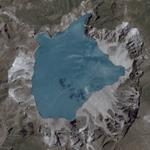 Mount Pinatubo (Google Maps)