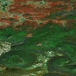 Site of Tunguska Event (Google Maps)