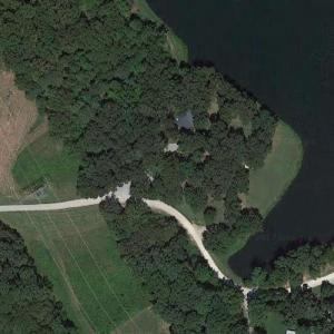 Hank Williams, Jr.'s House (Google Maps)