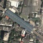 Bangkok Sky Train, Asok Station (Google Maps)