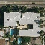 Estelle Getty's Final Home (Google Maps)