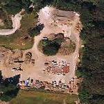SF-89L Nike Missile site (Google Maps)