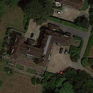 Damon Hill's House (Google Maps)