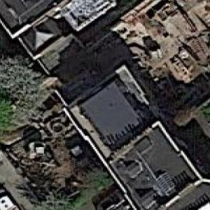 Jude Law's House (Google Maps)