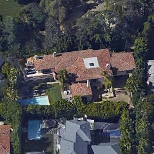 Miley Cyrus' House (former) (Google Maps)