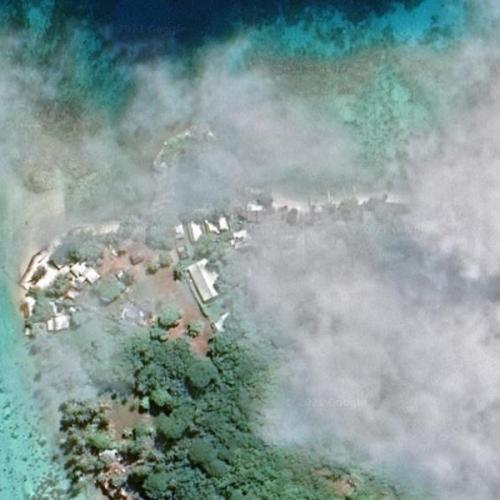 Four Seasons Resort Bora Bora (Google Maps)