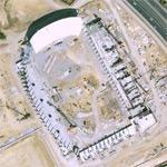 Yves du Manoir Stadium (under construction) (Google Maps)