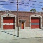 """Rescue Me"" firehouse (StreetView)"