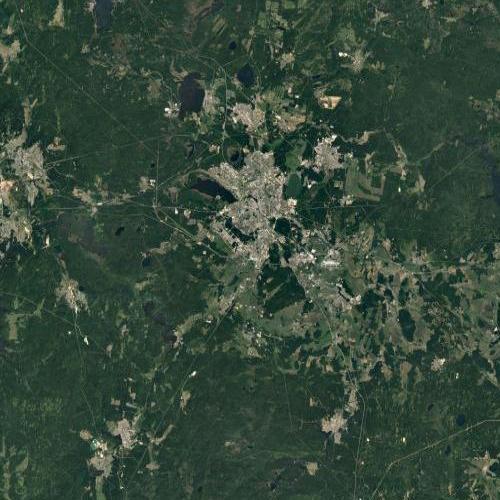 Yekaterinburg (Google Maps)