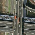 Crazy Highway (Google Maps)