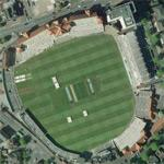 Trent Bridge Cricket Ground (Google Maps)