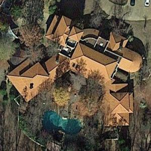 Morgan Freeman's House (Google Maps)