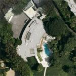 Lew Wasserman's house (former) (Google Maps)