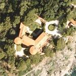 Carla Bruni & Nicolas Sarkozy's Summer House (Google Maps)