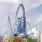 Big O ferris wheel (StreetView)