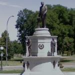 Martin Luther King Monument (StreetView)