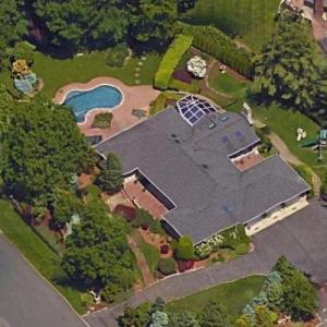 Roger Ailes' House (Google Maps)