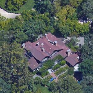 Barry Levinson's house (Former) (Google Maps)