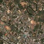 Maha Sarakham city (Google Maps)