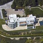 Arie Belldegrun's house