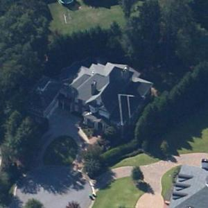T-Pain's House (Former) (Google Maps)