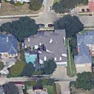 Tony Romo's House (Former) (Google Maps)