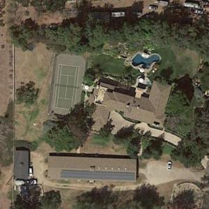 Alan Thicke's House (Deceased) (Google Maps)