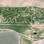 McNab's Corn Maze (Google Maps)