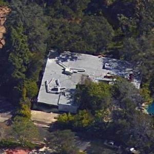 Steven Bochco's House (Former) (Google Maps)