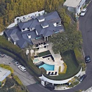 Dane Cook's House (Google Maps)