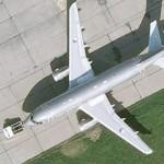 Airbus A319 (from the Czech Republic Government) (Google Maps)