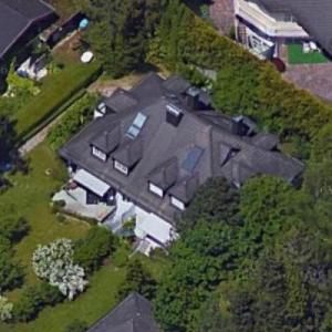 Oliver Kahn's house (former) (Google Maps)