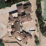 Mike Hampton's House (Google Maps)