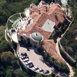 Jeff Franklin's House (Google Maps)