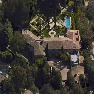 90210 House (Google Maps)