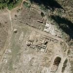 Greek Ruins of Solunto (Google Maps)