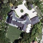 Rupert Johnson, Jr.'s house (Google Maps)