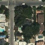 Eric Roberts' House (Google Maps)