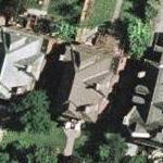 Dan Hinote's House (Google Maps)