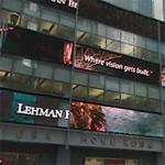 Lehman Brothers - Where vision gets built. (StreetView)