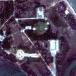 Wheeler Island Missile Facility (Google Maps)