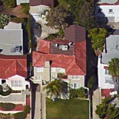 Jon Hamm's House (Google Maps)