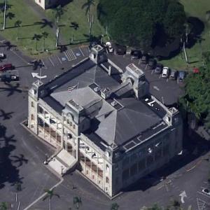 Iolani Palace (Google Maps)