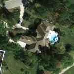 Rick Rhoden's House (Google Maps)