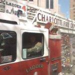 Charlotte Fire Department Ladder 4 truck (StreetView)