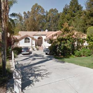 Zac Efron's Childhood Home (StreetView)
