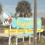 'Welcome to Gatorland' (StreetView)