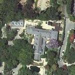 Elizabeth Montgomery's House (former) (Google Maps)