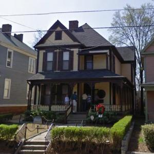 Birthplace of Martin Luther King, Jr. (StreetView)