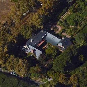 Steve Jobs' House (former) (Google Maps)